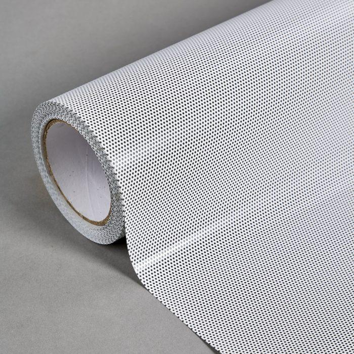 Roll Close White On Black 30% 0