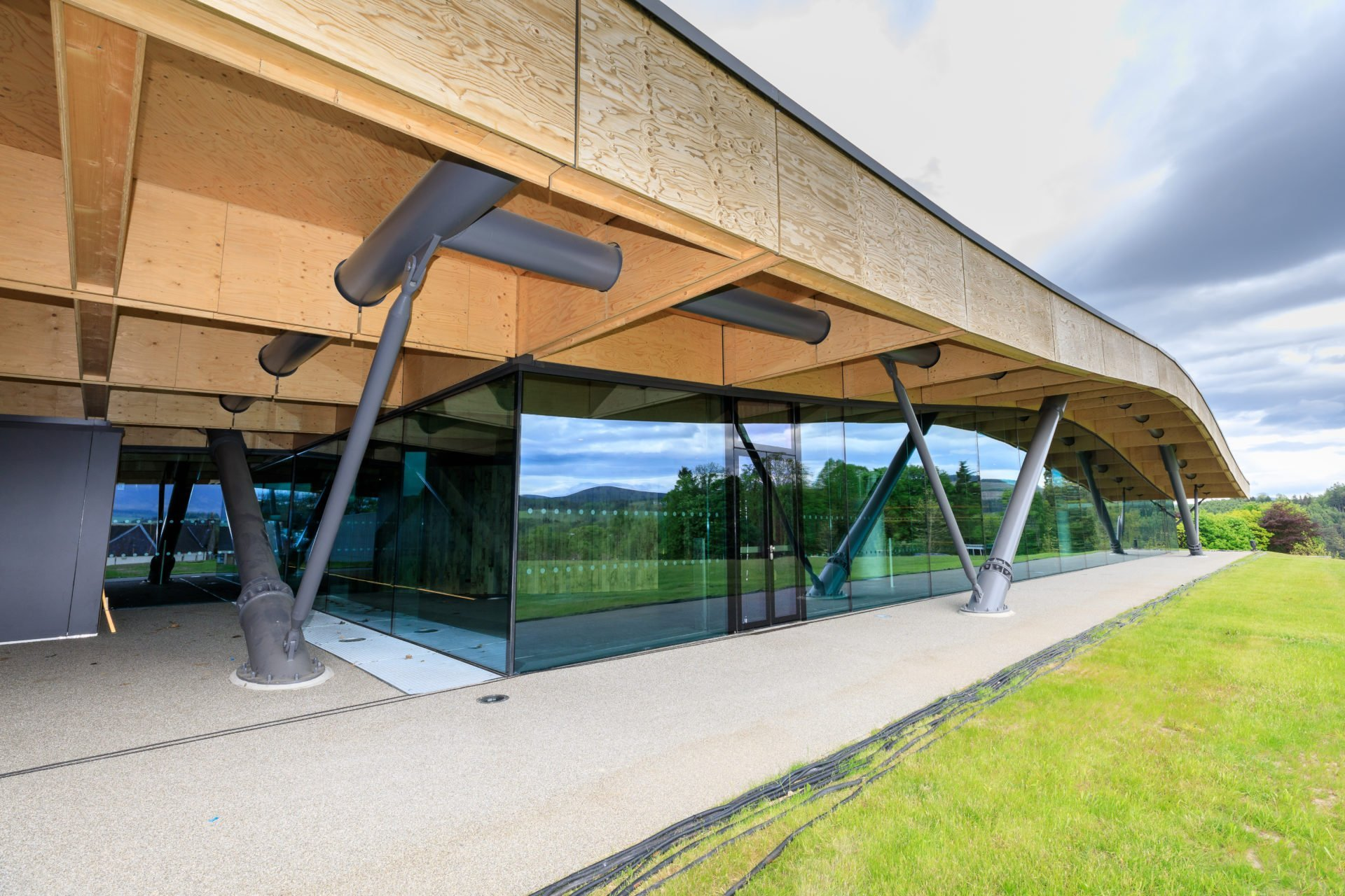 macallan-distillery-uk-contra-vision-perforated-window-film