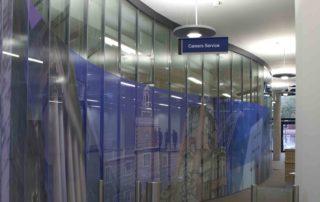 newcastle-university-perforated-window-film