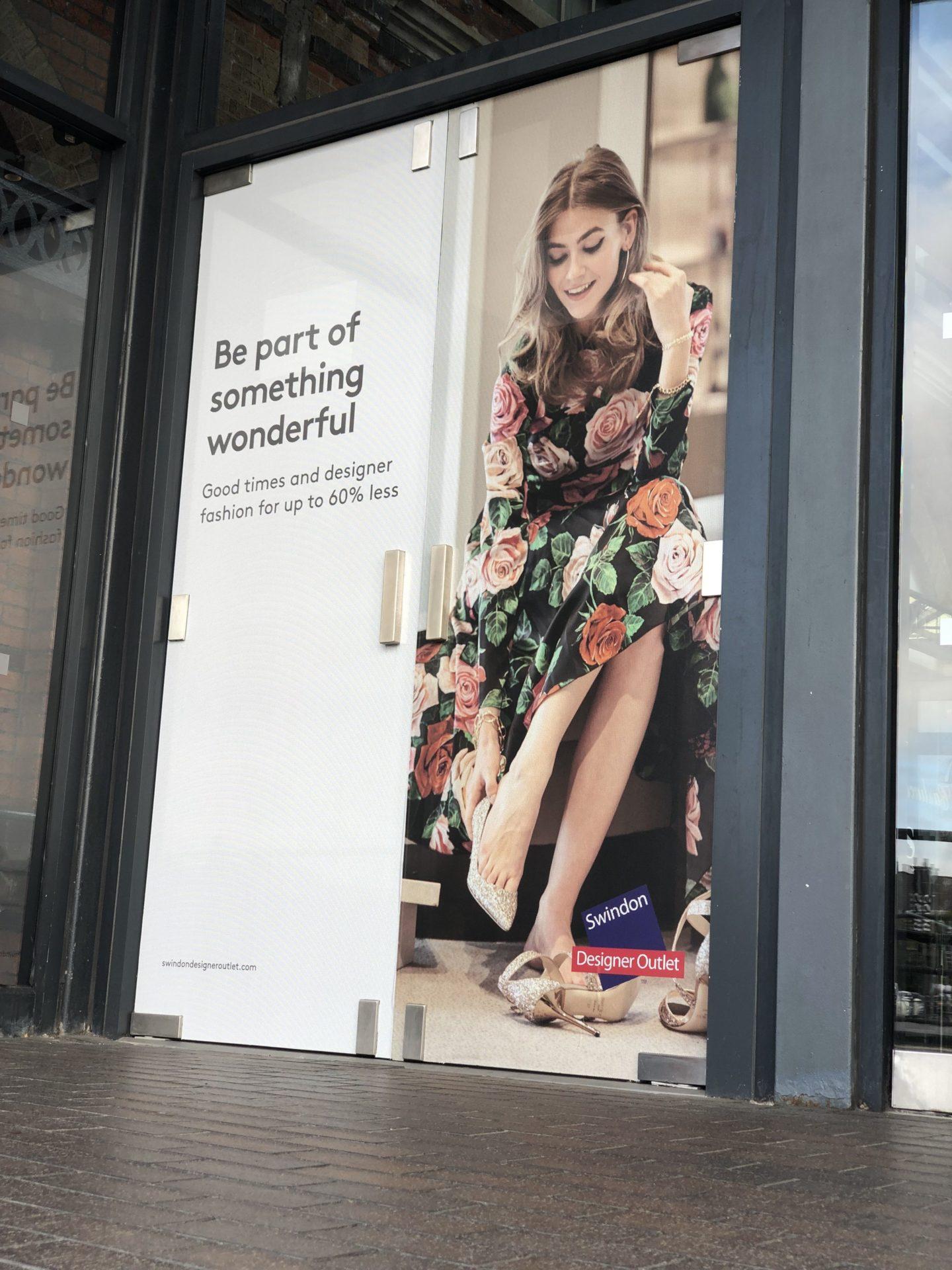 swindon-designer-outlet-uk-perforated-window-film