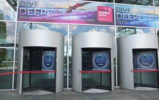 fespa-rotating-door-post-window-advertising-contra-vision