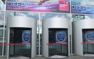 fespa-rotating-door-post-window-advertising-contra-vision