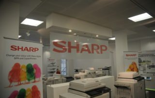sharp-hanging-banner-perforated-vinyl