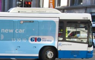 Sydney Bus HVAC