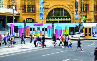 slurpee-sydney-tram-wrap-overlaminate-film
