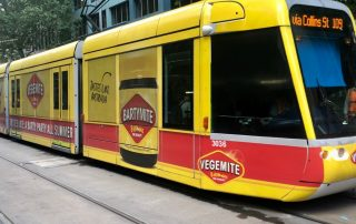 Contra Vision Melbourne Tram Marmite 1