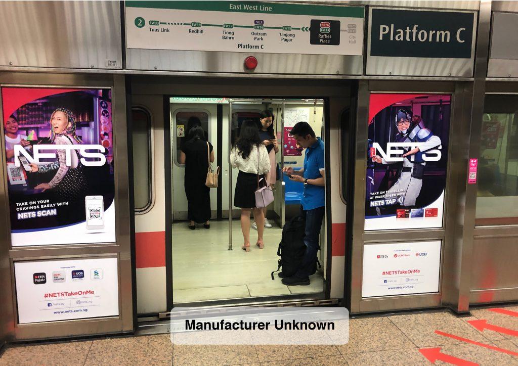 Platform Safety Barrier Window Advertising MU Landscape 01