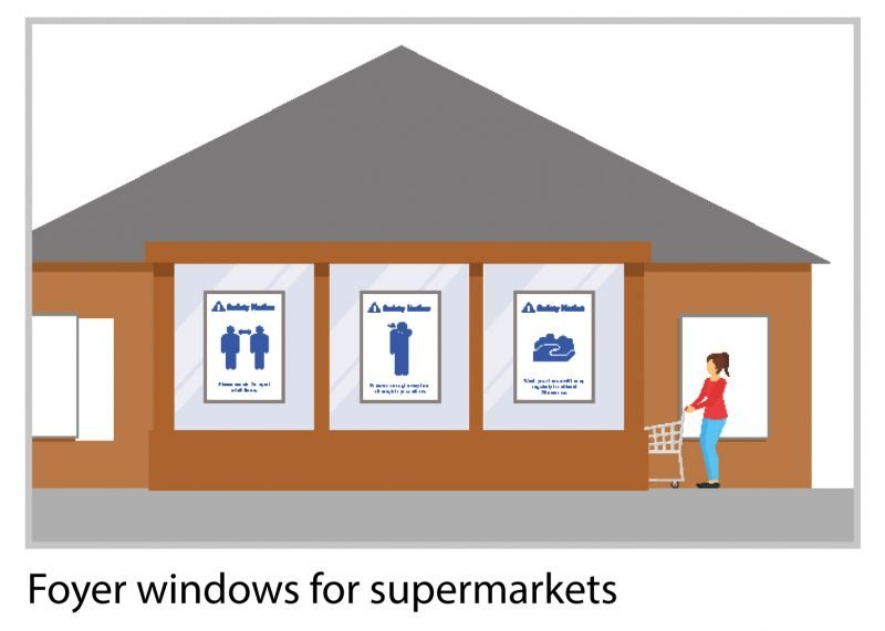 Foyer Windows For Supermarkets Image 01