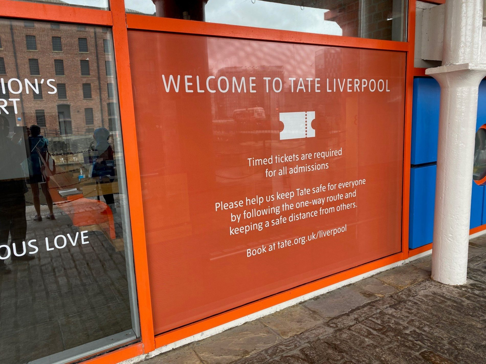 Liverpool-Tate-safety-signage-one-way-vision-window-film