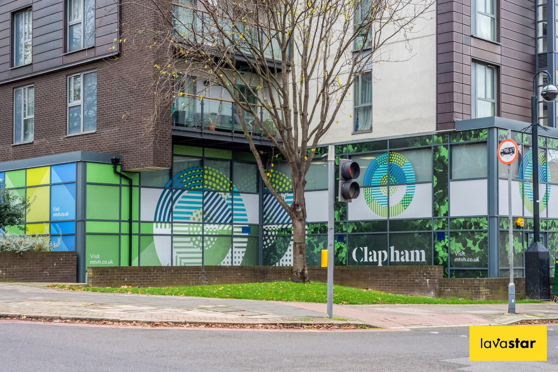 Clapham Park Office Branding Lavastar UK (2)