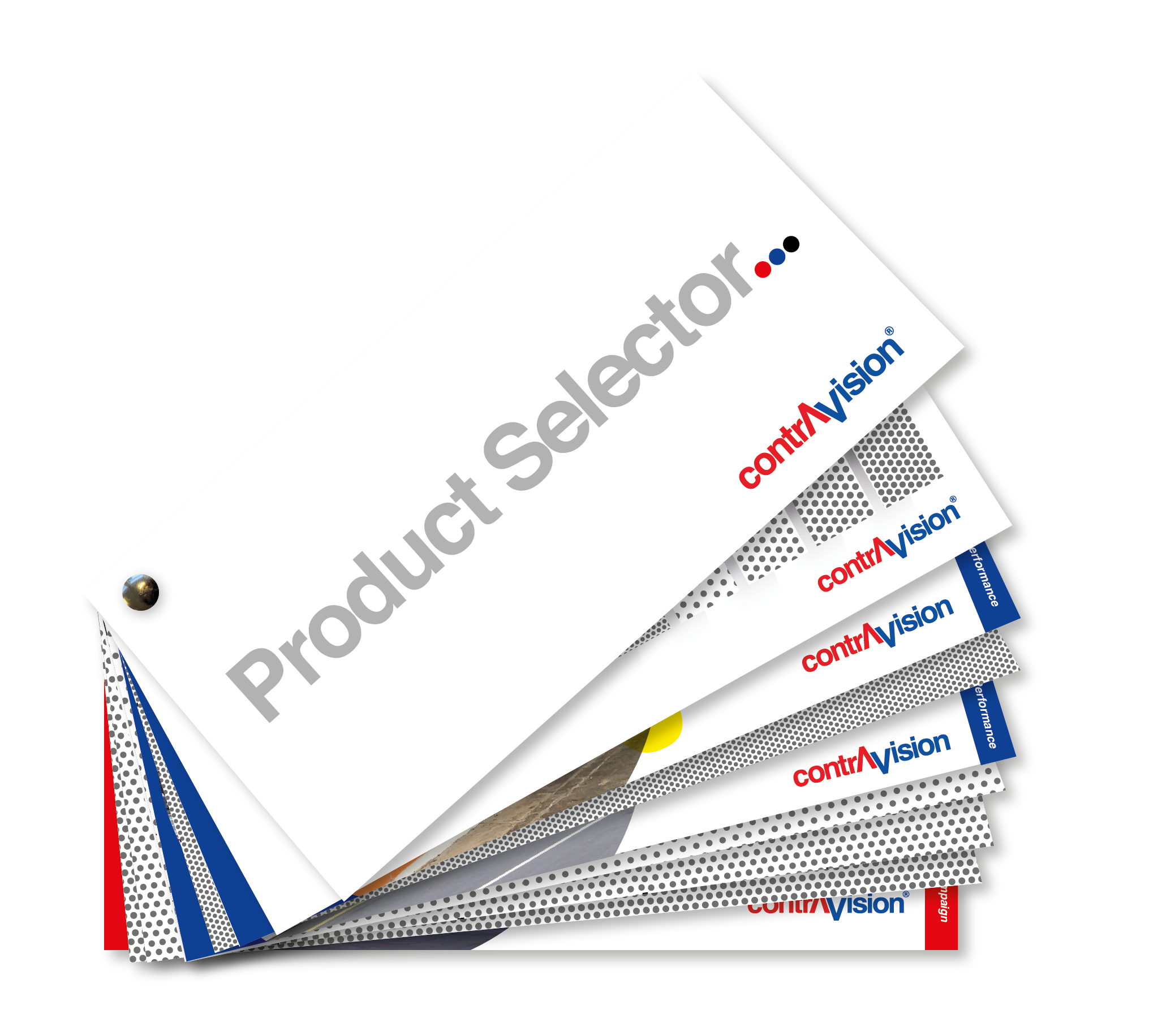Contra Vision Product Selector