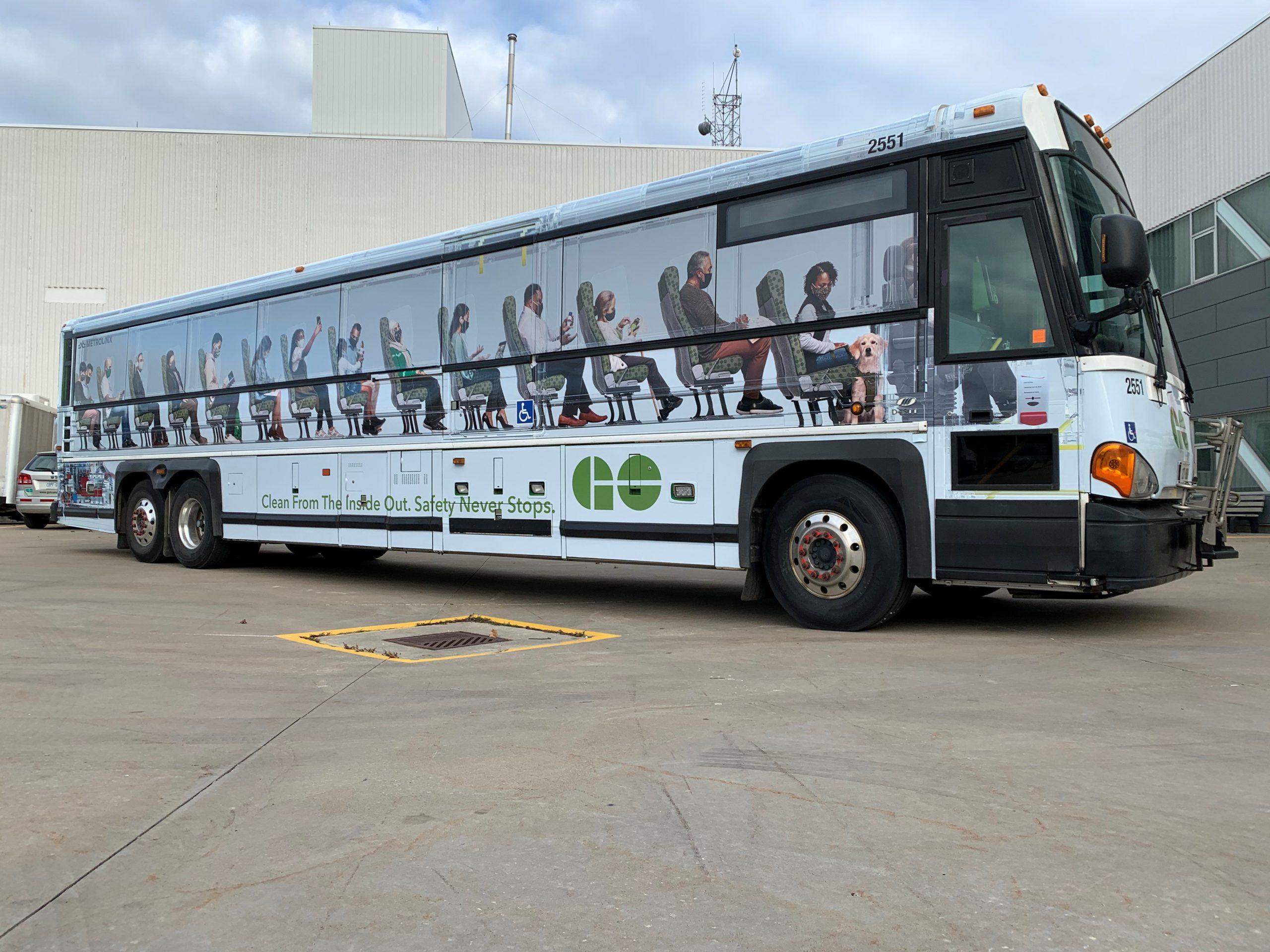 Go Transit HD WB Canada