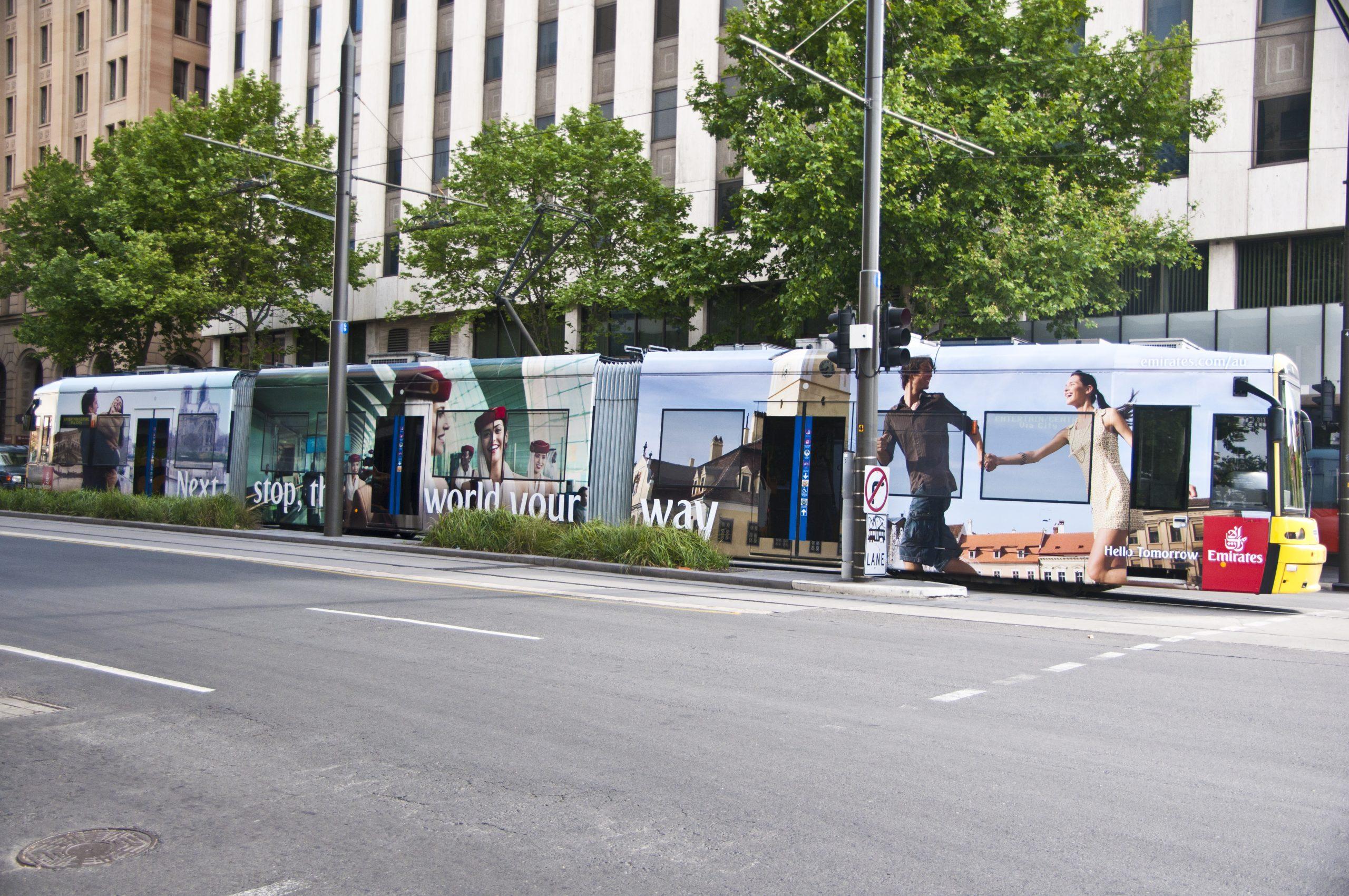 Emirates Full Tram