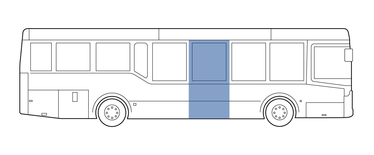 Portrait Side Bus Wrap