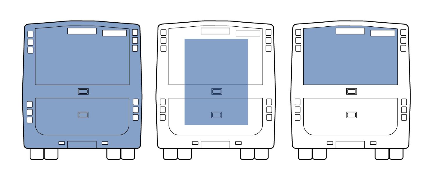 Rear Window Bus Graphics
