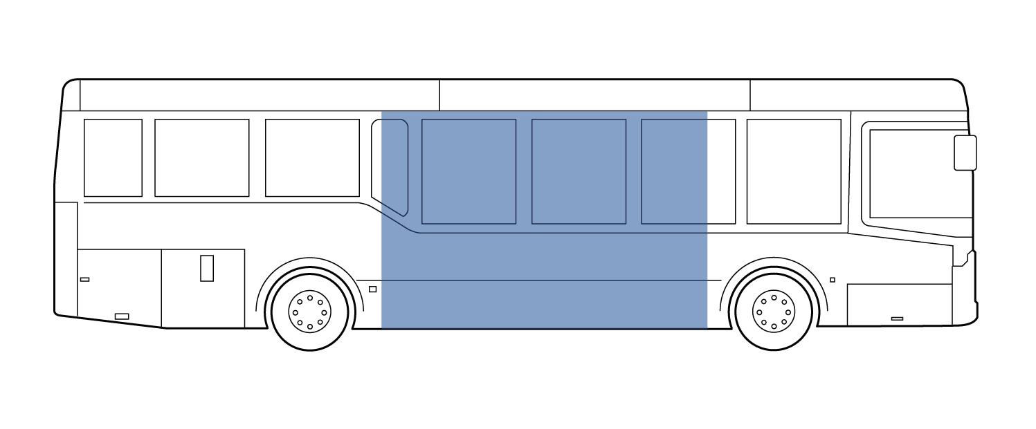 Showcase Bus Wrap