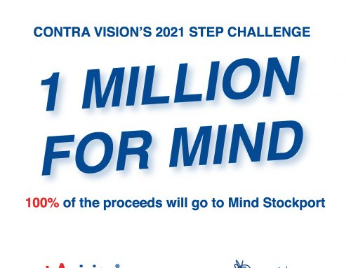 Contra Vision's Charity of the Year 2021: Stockport and District Mind