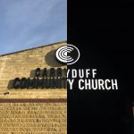 Carryduff Dual Color Backlit Channel Letters 01