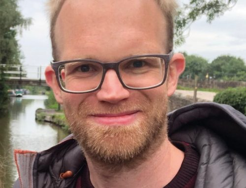 Meet Contra Vision's New Product Manager, Nick Rigg