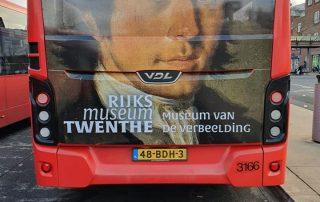 PPP Nederland De Museumfabriek WB 20 Vehicle Wrap