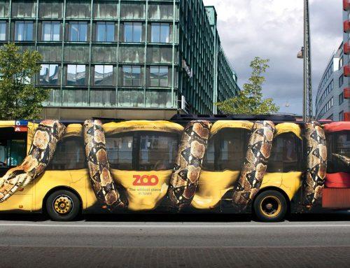 9 Best Transit Wrap Advertising Examples