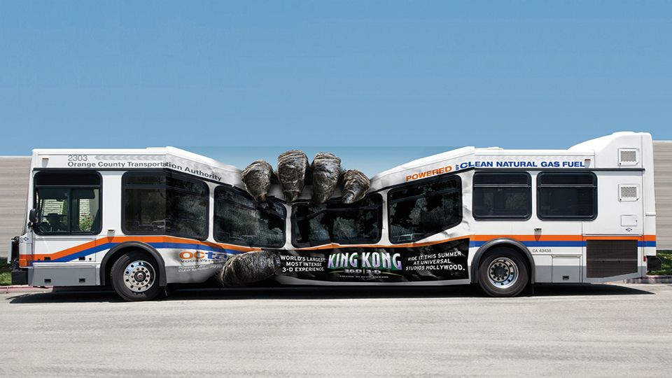 King Kong Movie Campaign