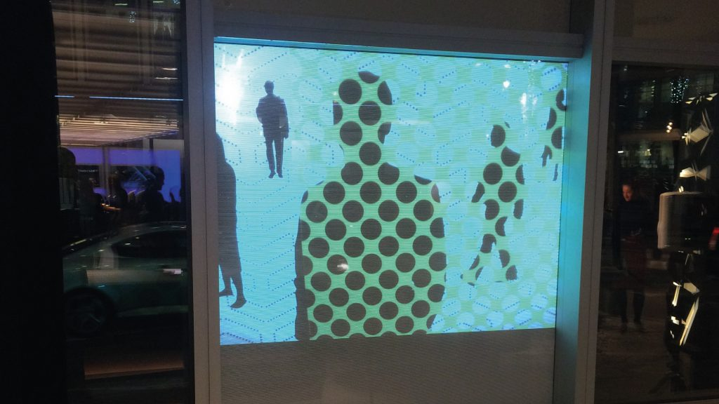 Retail Digital Projection 01