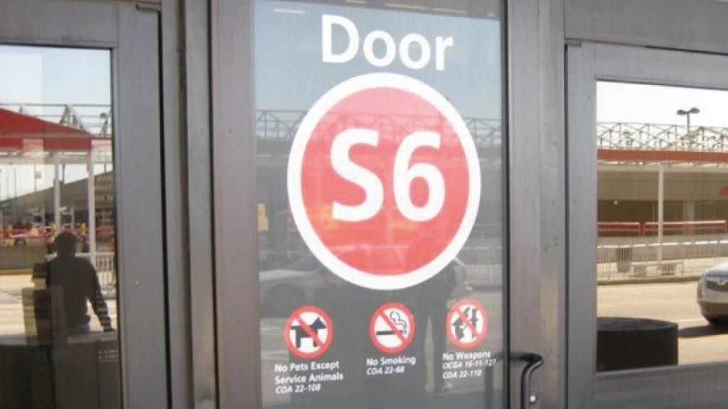 Security Door 01