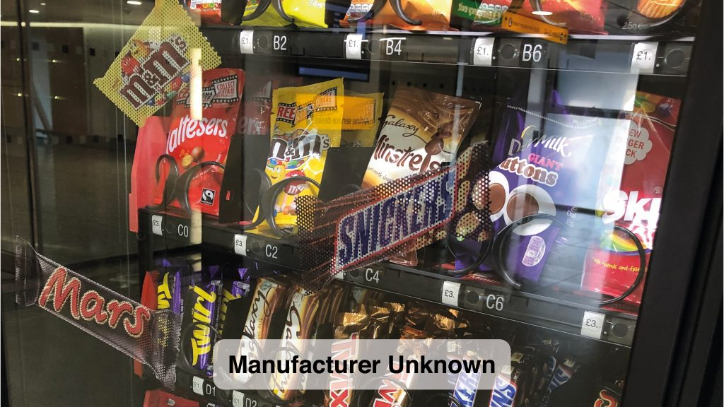 Vending Machine 01