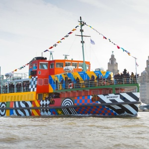 Boat Wrap The Dazzle Ship
