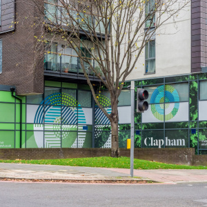 Office Branding in Clapham Park