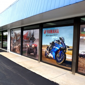 Retail Showroom | Full Wrap