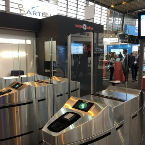 Transport Hubs | Ticket Barrier