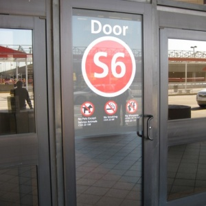 Transport Hubs | Security Doors