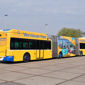 Bus Branding | The University Medical Center Utrecht