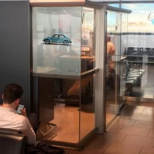 Transport Hubs | Smoking Booth