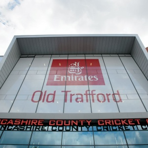 Entrance Graphics Old Trafford Cricket Ground