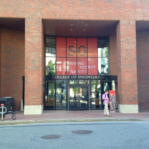 Entrance Graphics | Boston University