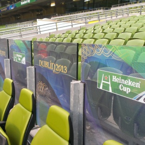 Sports & Events | Seating Partitions