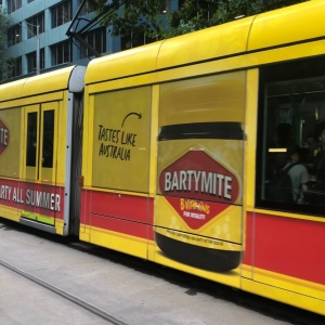 Tram Advertising | Full Wrap